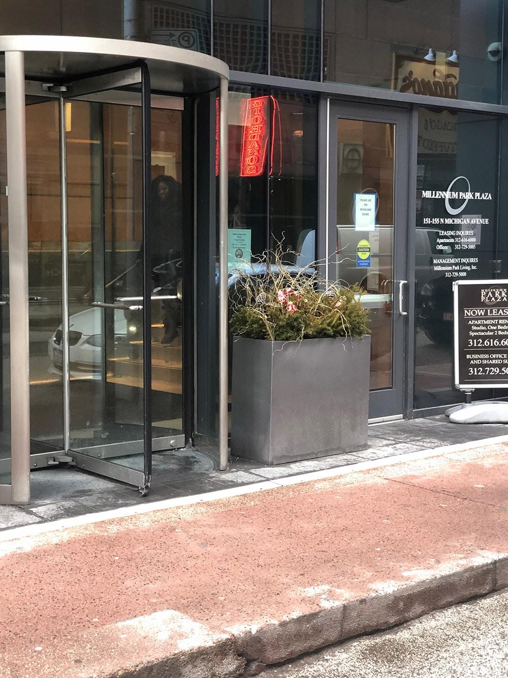 Restorative Counseling Back Entrance