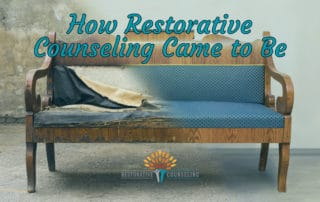 How Restorative Counseling Came to Be