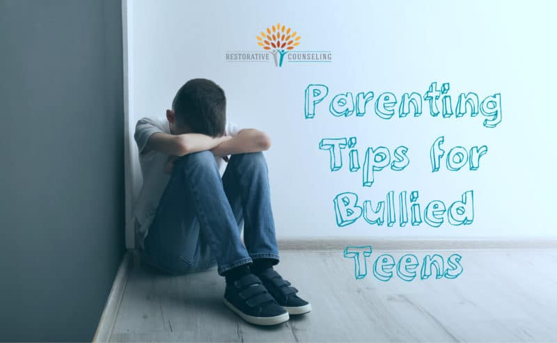 Parenting Tips for Bullied Teens
