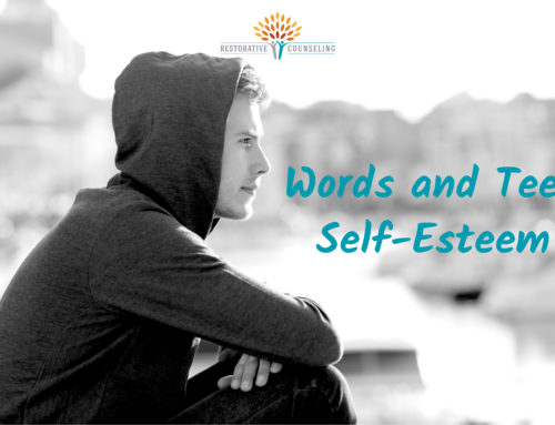 Words and Teen Self-Esteem
