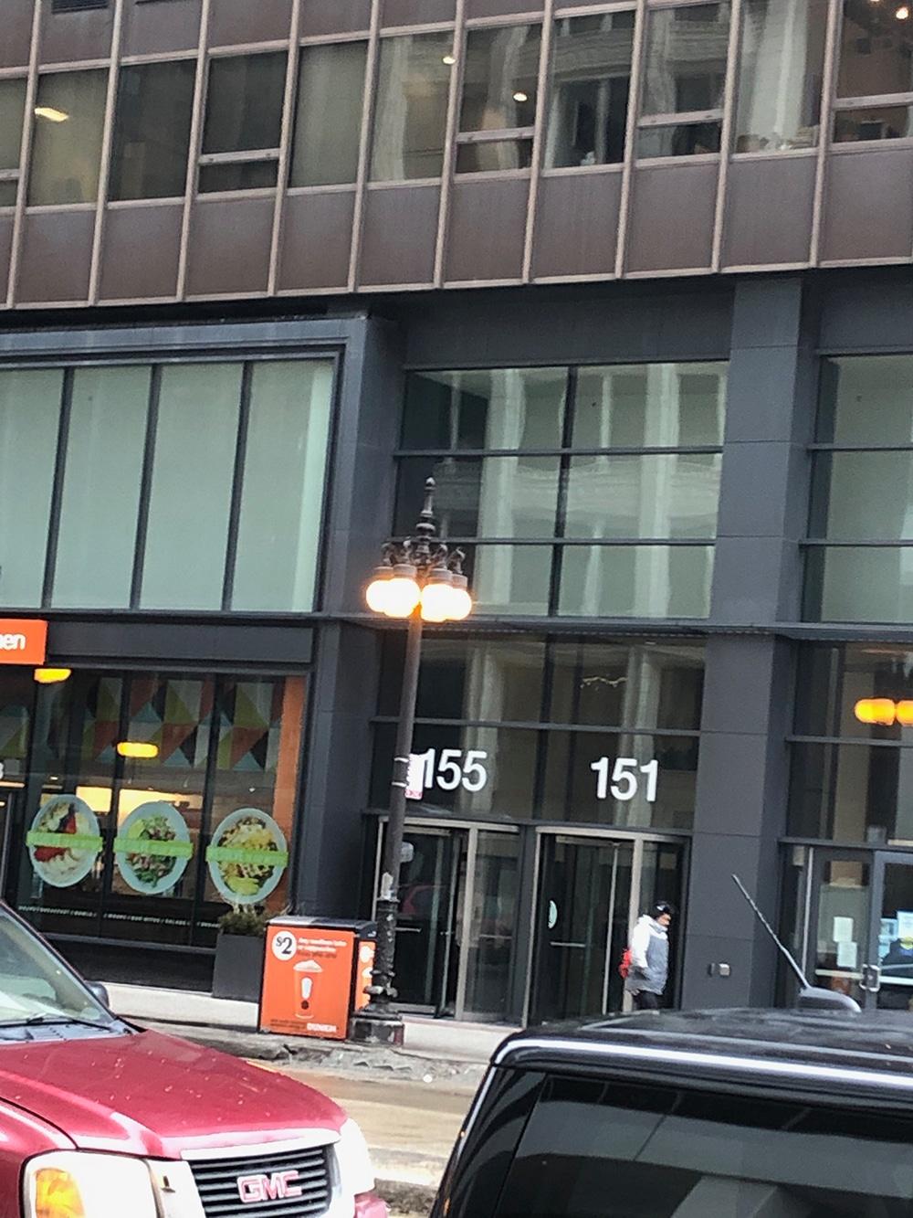 Restorative Counseling Front Entrance