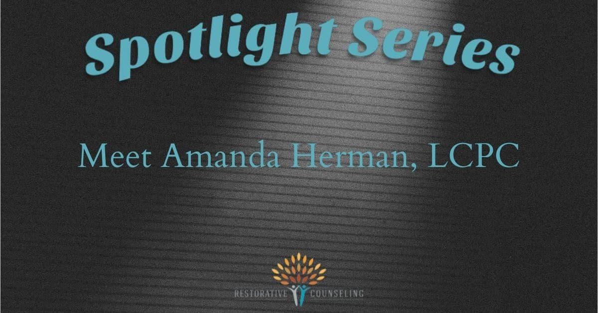 Amanda Herman, LCPC