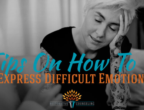 4 Tips on How To Express Difficult Emotions