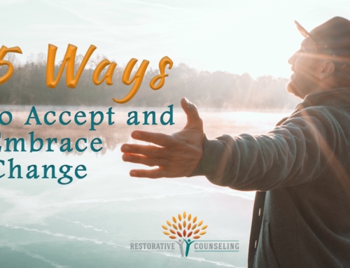 5 Ways to Accept and Embrace Change
