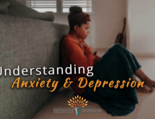 Understanding Anxiety & Depression: Symptoms, Treatment, and When to Seek Help