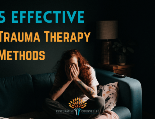 5 Effective Trauma Therapy Methods